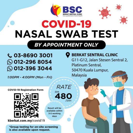 berkat-clinic-covid-19-test-kuala-lumpur-kl-sentral